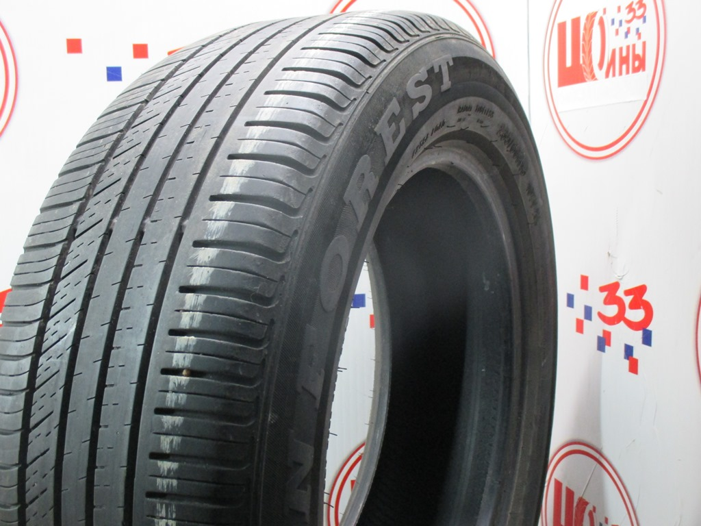 Б/У 235/60 R18 Лето Kinforest KF-550 Кат. 5