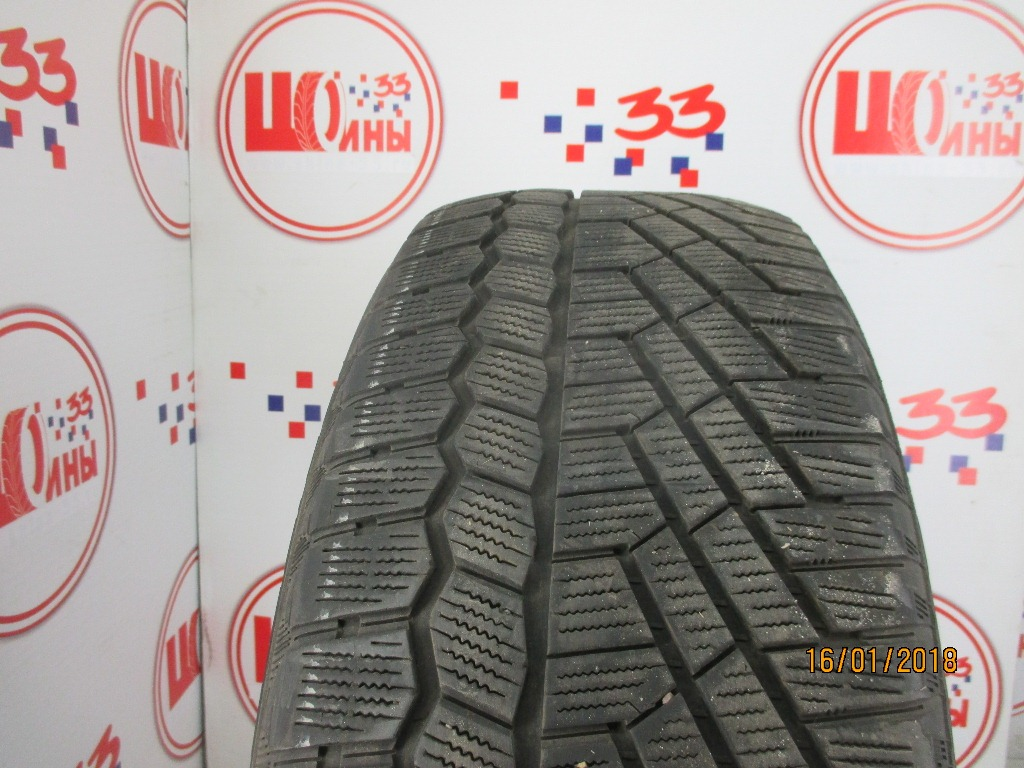 Б/У 235/55 R19 Зима CONTINENTAL C.Cross Contact Viking Кат. 5