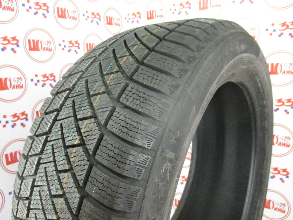 Б/У 235/50 R18 Зима CONTINENTAL C.Viking Contact-6 Кат. 1