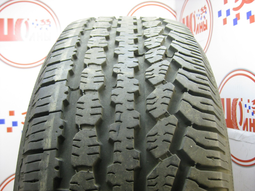 Б/У 265/60 R18 Лето BFGoodrich Long Trail  T/A Кат. 3