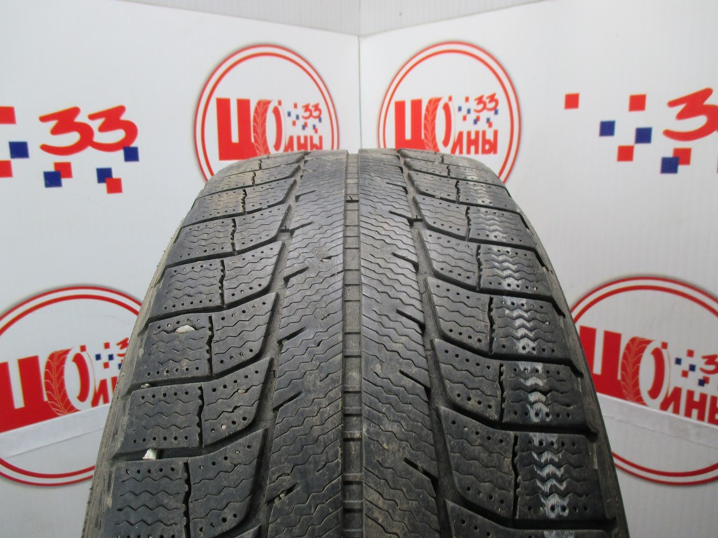 Б/У 225/65 R17 Зима MICHELIN X-ICE-2 Кат. 5