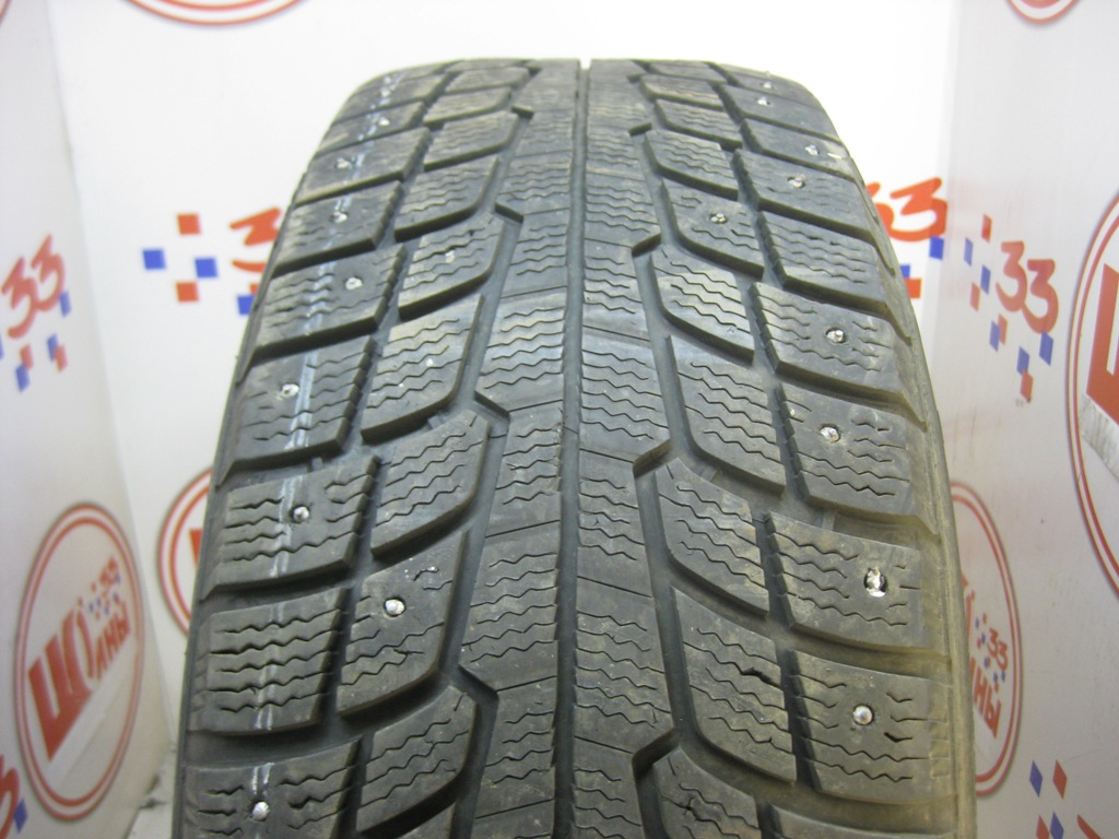 Б/У 245/65 R17 Зима Шипы  MICHELIN Latitude X-Ice North Кат. 3