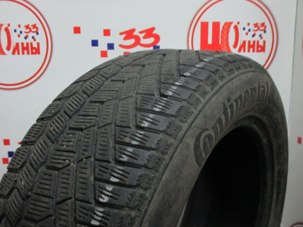 Б/У 225/55 R16 Зима CONTINENTAL C.Viking Contact-5 Кат. 5