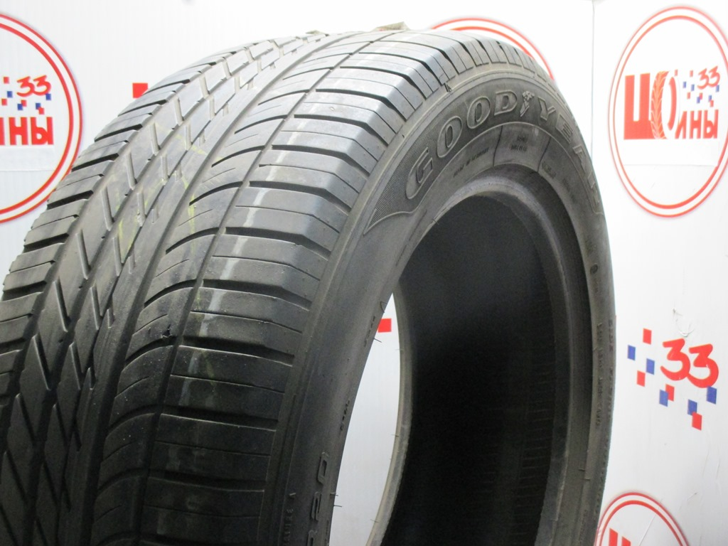 Б/У 255/55 R20 Лето GOODYEAR Eagle F-1 SUV 4*4 Кат. 5