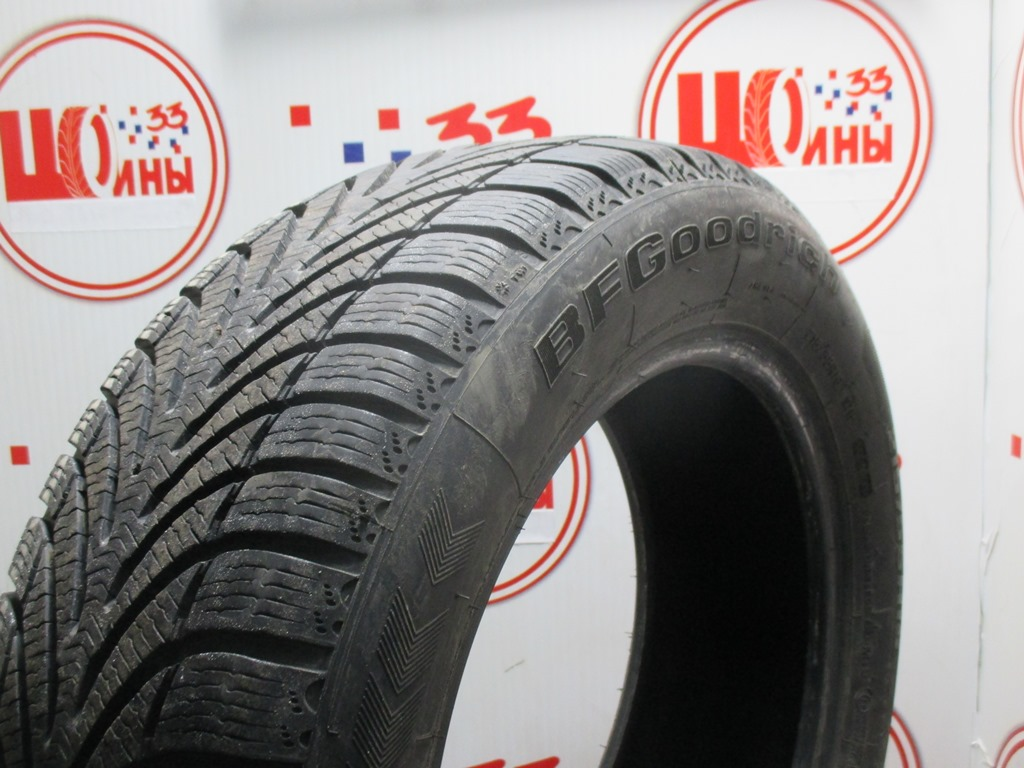 Б/У 215/55 R16 Зима BFGoodrich G-Force Winter Кат. 2