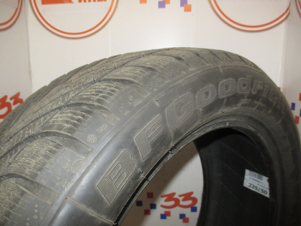 Б/У 225/50 R17 Зима BFGoodrich G-Force Winter Кат. 2