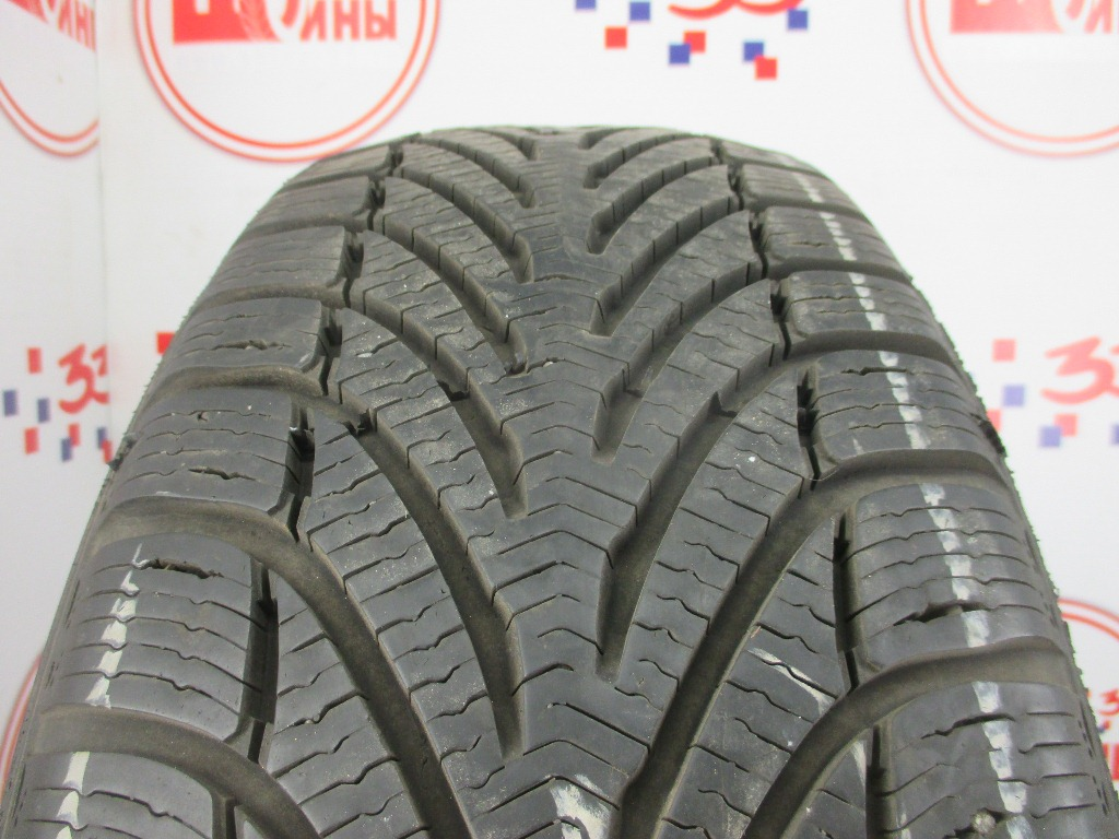 Б/У 215/55 R16 Зима BFGoodrich G-Force Кат. 3