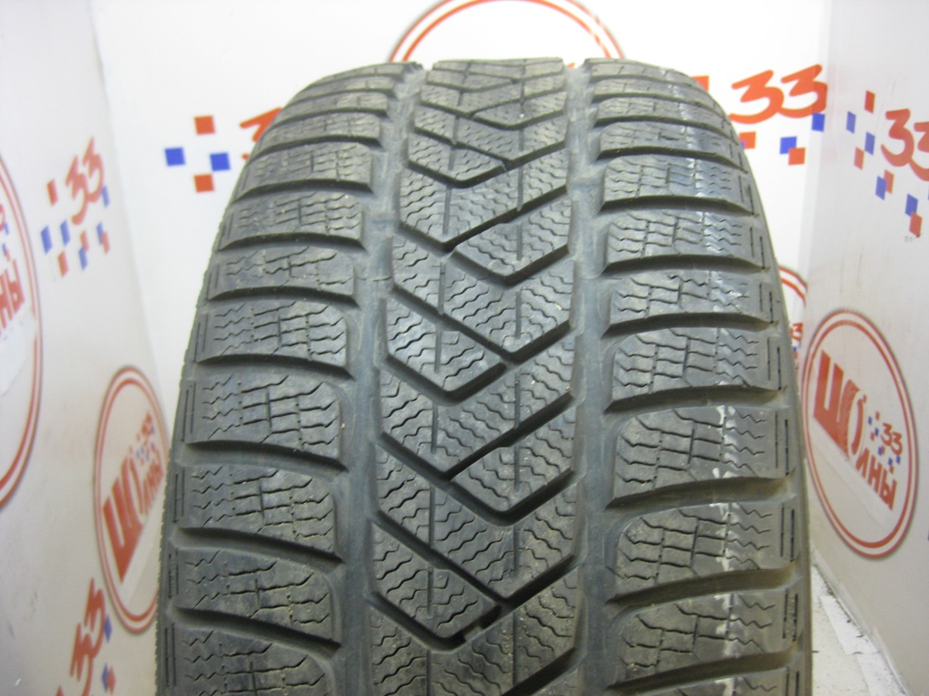 Б/У 255/40 R19 Зима PIRELLI Sottozero-3 Winter Кат. 2
