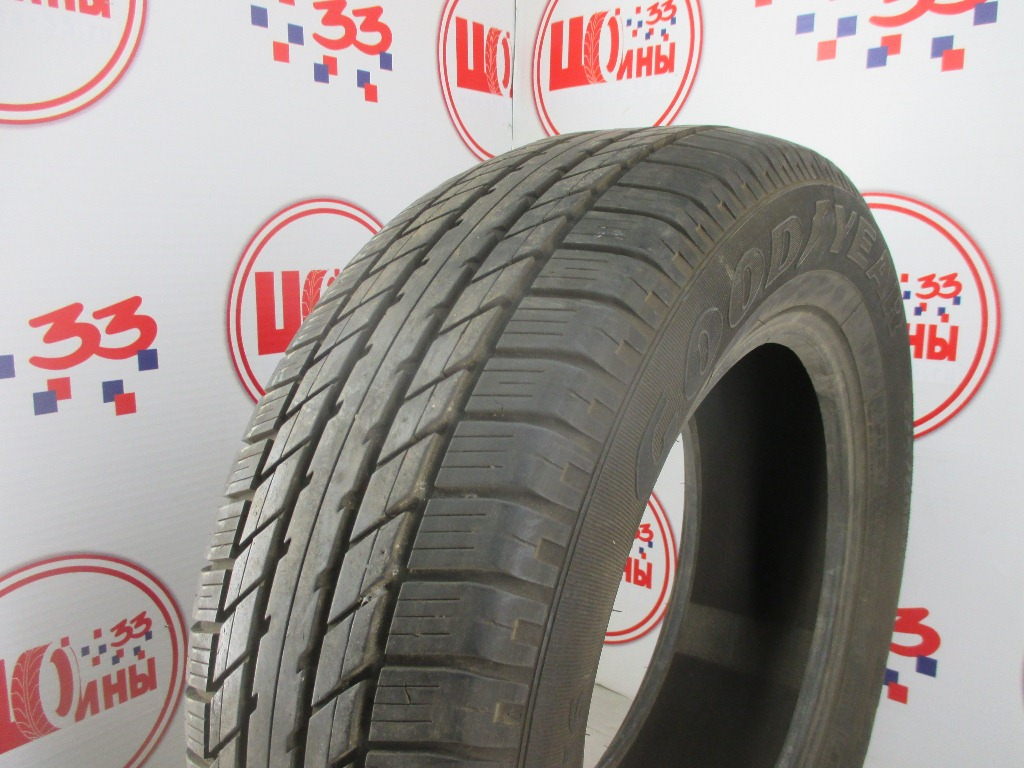 Б/У 225/60 R16 Лето GOODYEAR Eagle NCT-3 Кат. 4