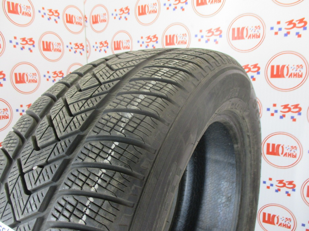 Б/У 255/55 R18 Зима PIRELLI Scorpion Winter Кат. 3