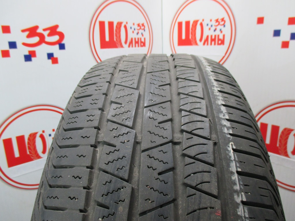 Б/У 225/60 R17 Зима CONTINENTAL C.Cross Contact LX Sport Кат. 5
