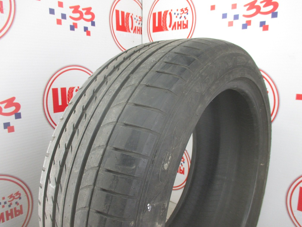 Б/У 255/45 R19 Лето GOODYEAR Eagle F-1 Asymmetric Кат. 5