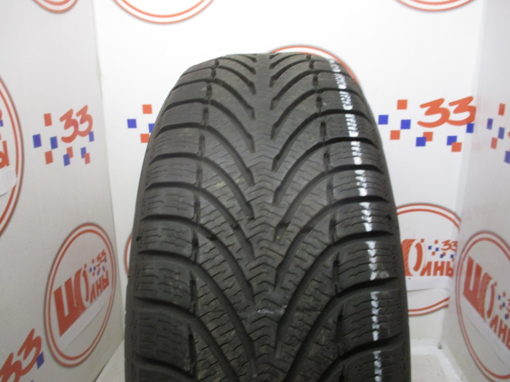 Б/У 205/60 R16 Зима BFGoodrich G-Force Winter Кат. 3