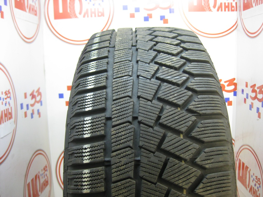 Б/У 255/55 R18 Зима CONTINENTAL C.Cross Contact Viking Кат. 2