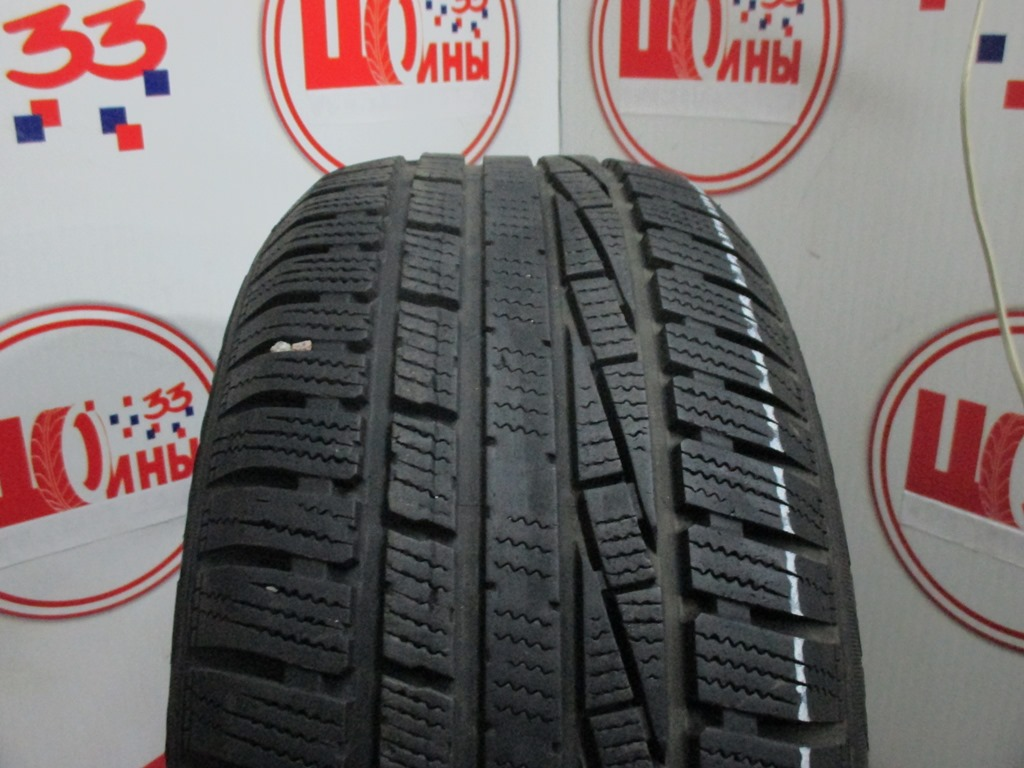 Б/У 225/50 R16 Зима GOODYEAR Ultra Grip Performance Кат. 3