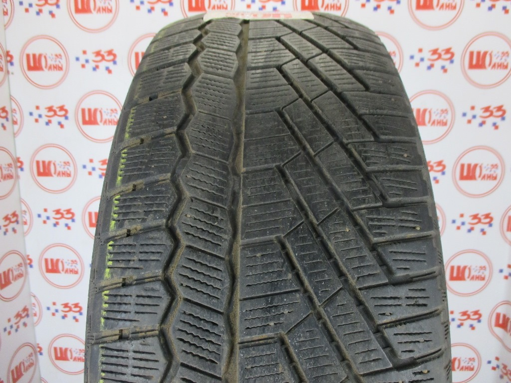 Б/У 225/60 R17 Зима CONTINENTAL C.Cross Contact Viking Кат. 5