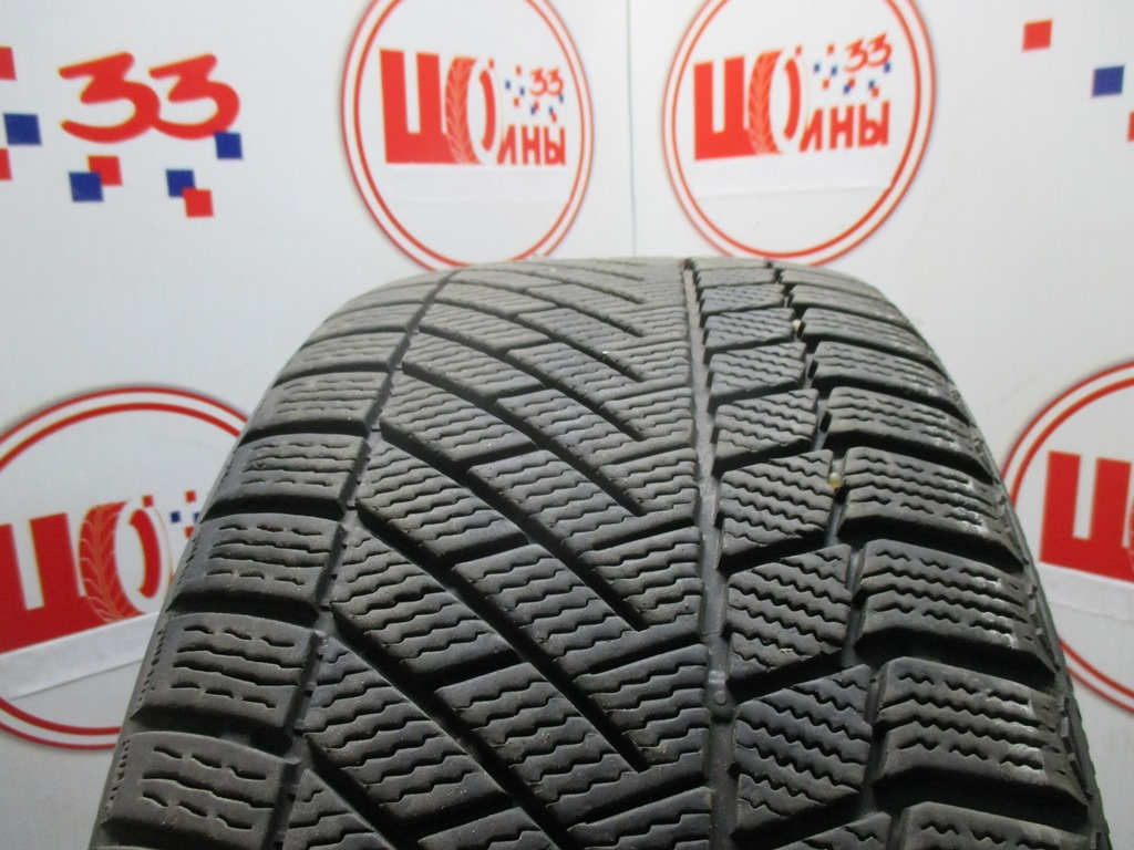 Б/У 235/40 R18 Зима CONTINENTAL C.Viking Contact-6 Кат. 4