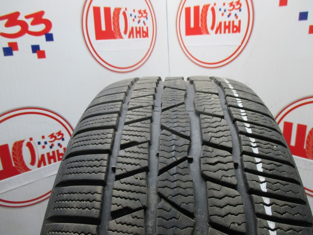 Б/У 235/40 R18 Зима CONTINENTAL C.Winter Contact TS-830 Р Кат. 3