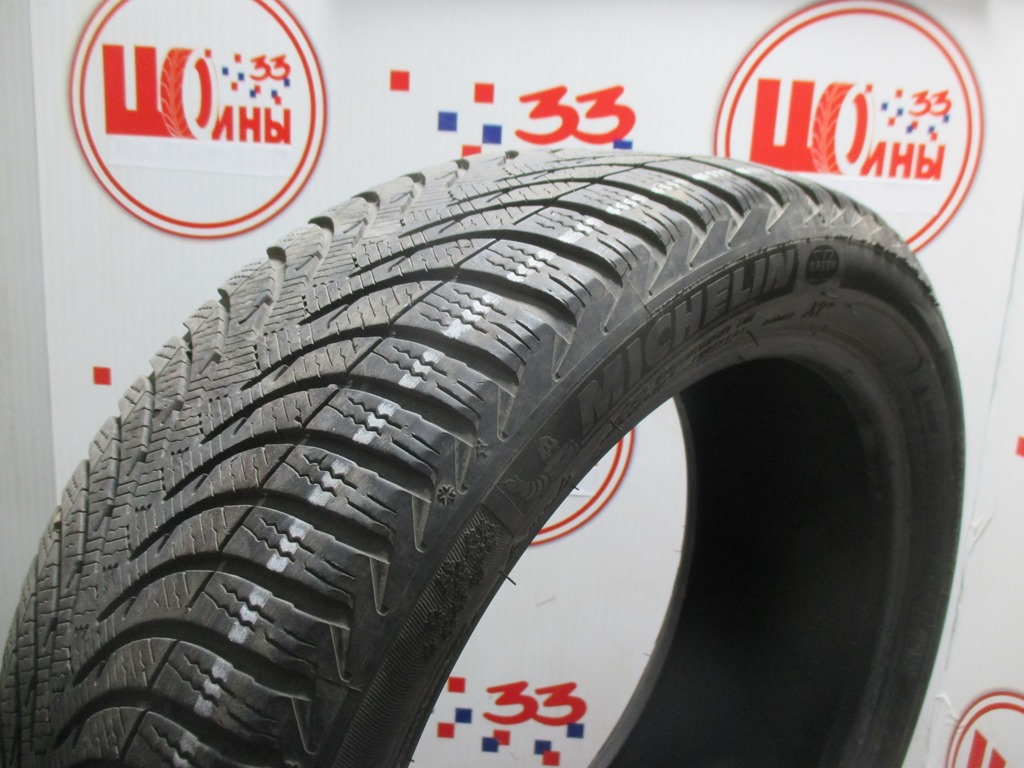 Б/У 225/45 R17 Зима MICHELIN Alpin A-4 Кат. 5