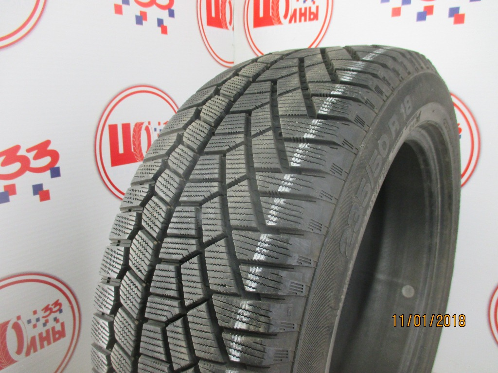 Б/У 235/50 R18 Зима CONTINENTAL C.Cross Contact Viking Кат. 2