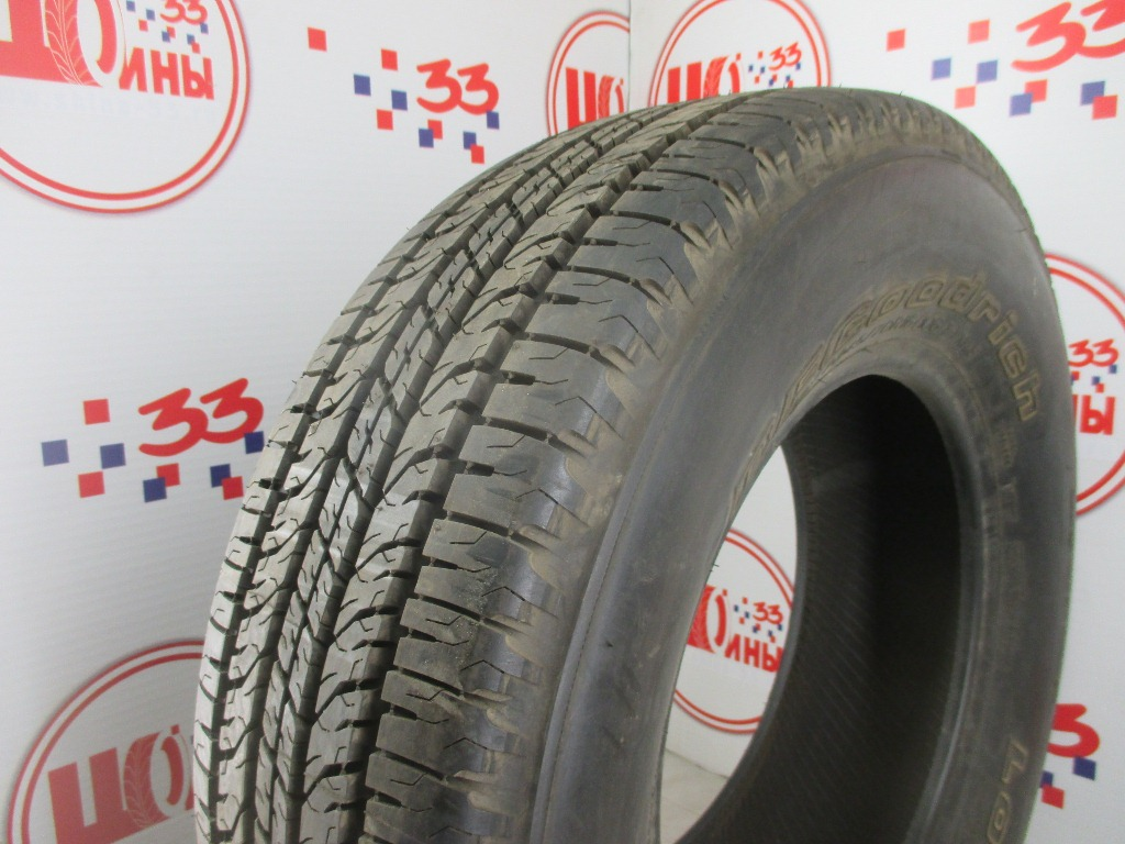Б/У 245/70 R16 Лето BFGoodrich Long Trail  T/A Кат. 2