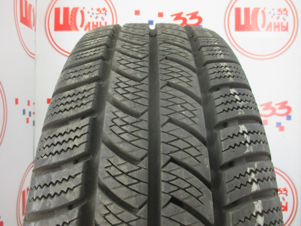 Б/У 215/65 R16C Зима CONTINENTAL Vanco Winter 2 Кат. 2
