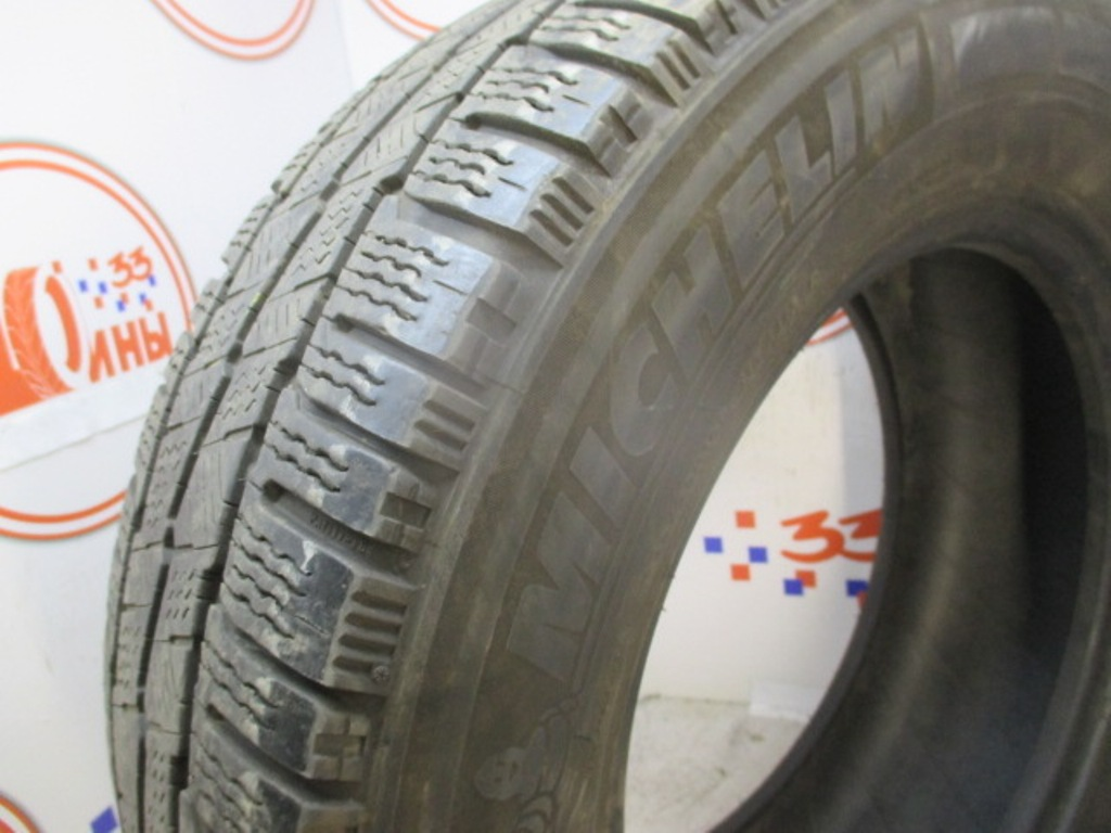 Б/У 235/65 R16C Зима Шипы  MICHELIN Agilis Alpin Кат. 4