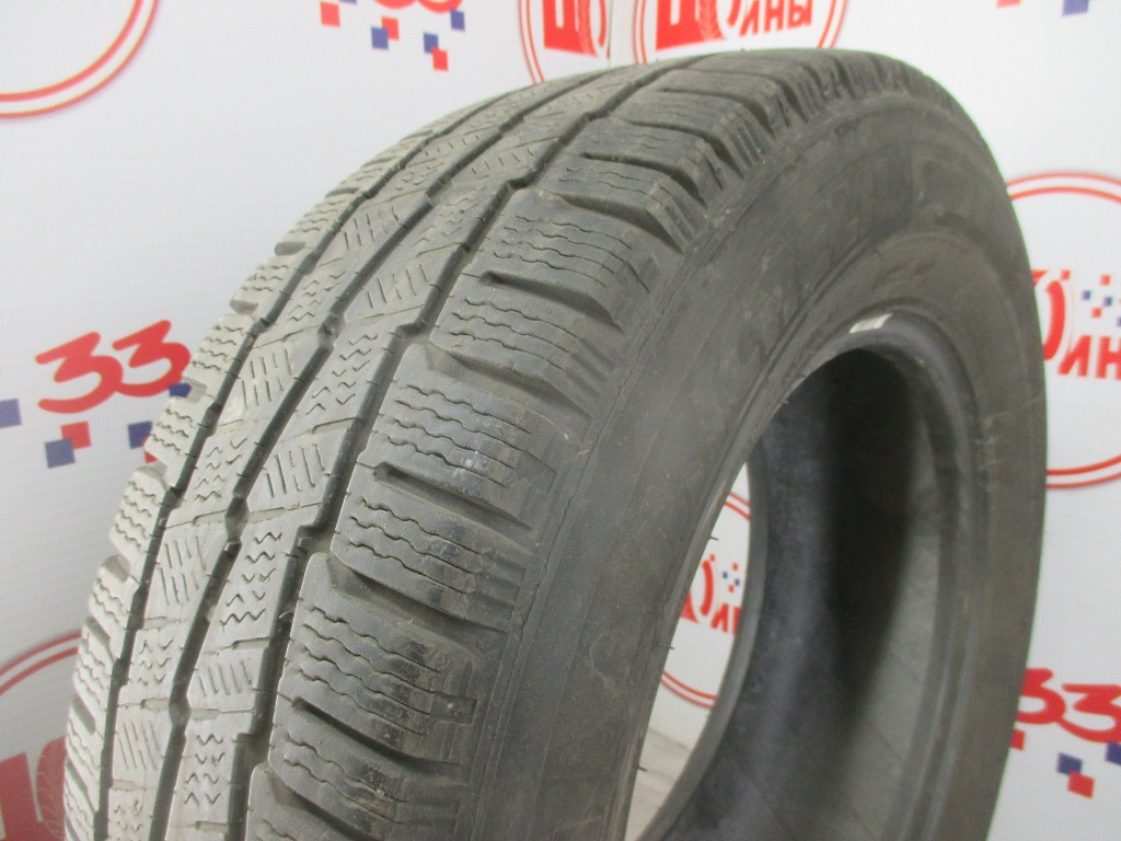Б/У 235/65 R16C Зима Шипы  MICHELIN Agilis Alpin Кат. 5