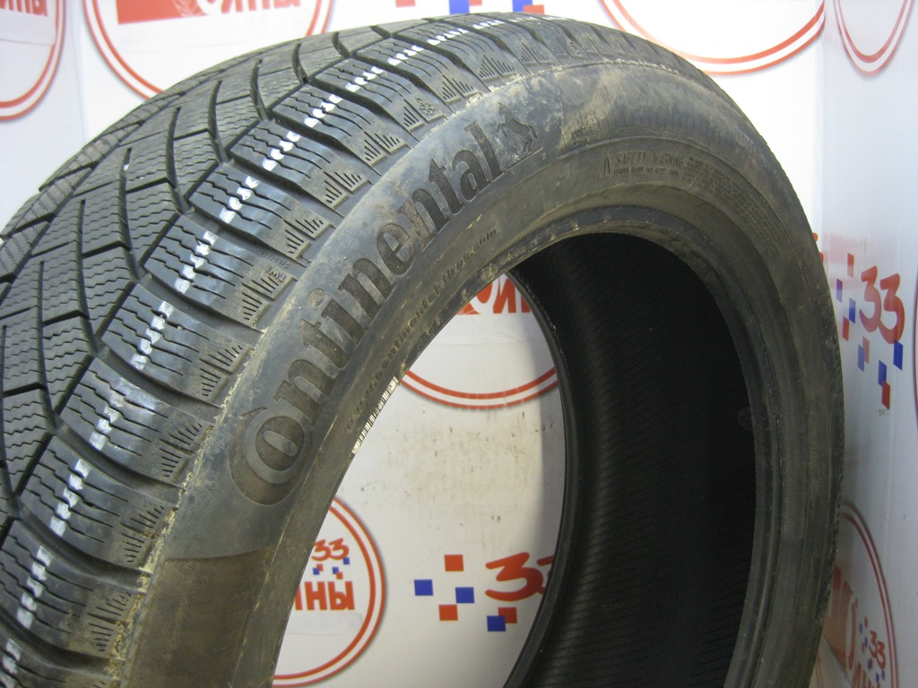 Б/У 255/50 R20 Зима CONTINENTAL C.Viking Contact-6 Кат. 2