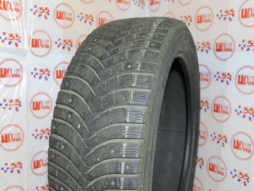 Б/У 275/45 R21 Зима Шипы  MICHELIN Latitude X-Ice North-2 Кат. 4