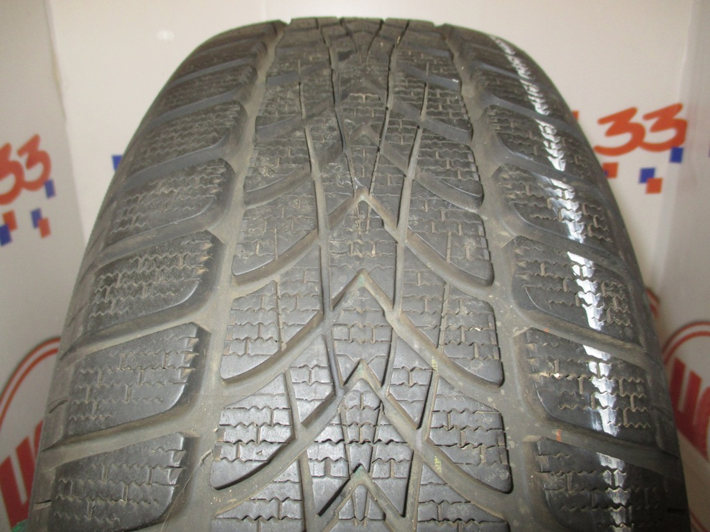 Б/У 205/60 R16 Зима DUNLOP SP Winter Sport 4-D Кат. 2