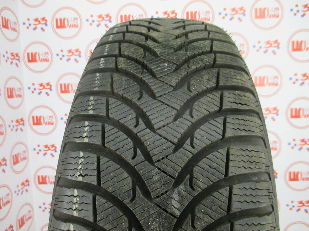 Б/У 215/60 R17 Зима MICHELIN Alpin A-4 Кат. 2
