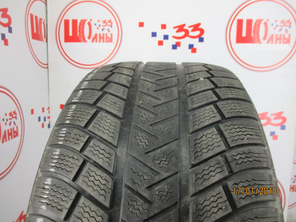 Б/У 275/40 R20 Зима MICHELIN Latitude Alpin Кат. 5