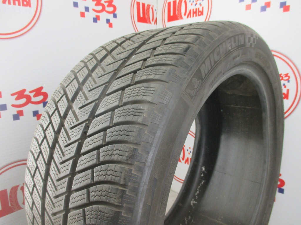 Б/У 285/40 R19 Зима MICHELIN Pilot Alpin PA-3 Кат. 4