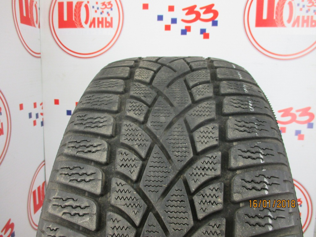 Б/У 235/45 R19 Зима DUNLOP SP Winter Sport 3-D Кат. 5