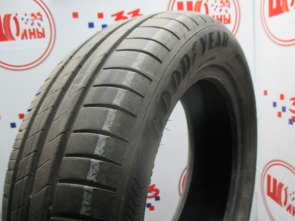 Б/У 185/60 R15 Лето GOODYEAR Efficient Grip Compact Кат. 2