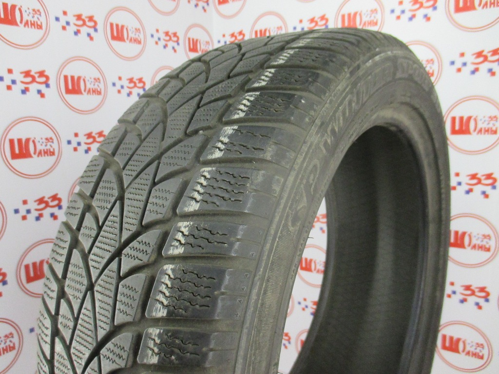 Б/У 235/50 R19 Зима DUNLOP SP Winter Sport 3-D Кат. 4
