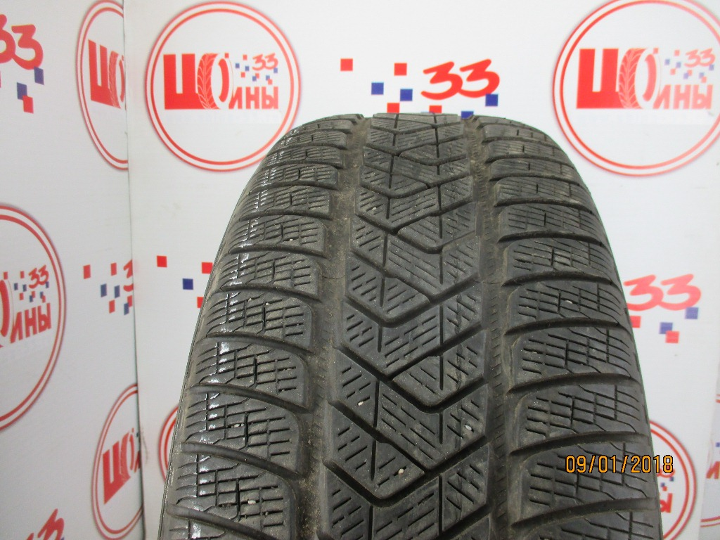 Б/У 245/65 R17 Зима PIRELLI Scorpion Winter Кат. 5