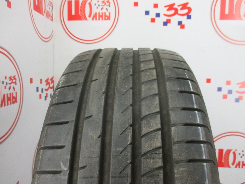 Б/У 245/40 R18 Лето GOODYEAR Eagle F-1 Asymmetric-2 Кат. 2