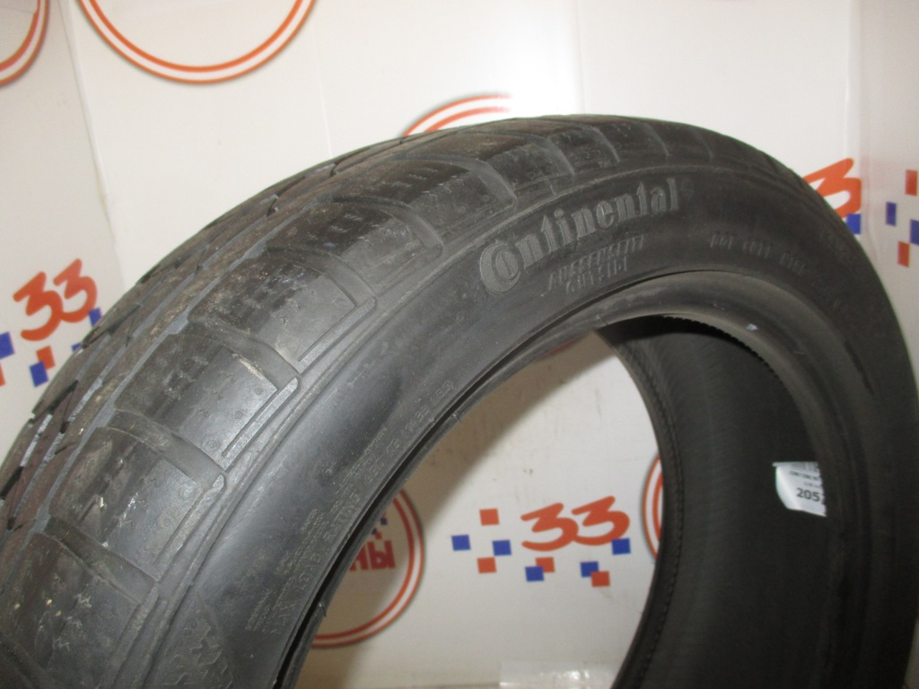 Б/У 205/50 R17 Зима CONTINENTAL C.Winter Contact TS-790 Кат. 5