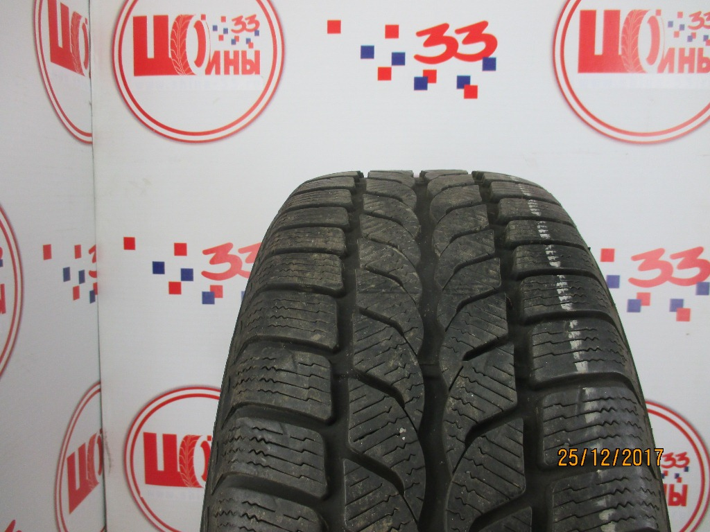 Б/У 225/55 R16 Зима UNIROYAL MS plus 66 Кат. 5