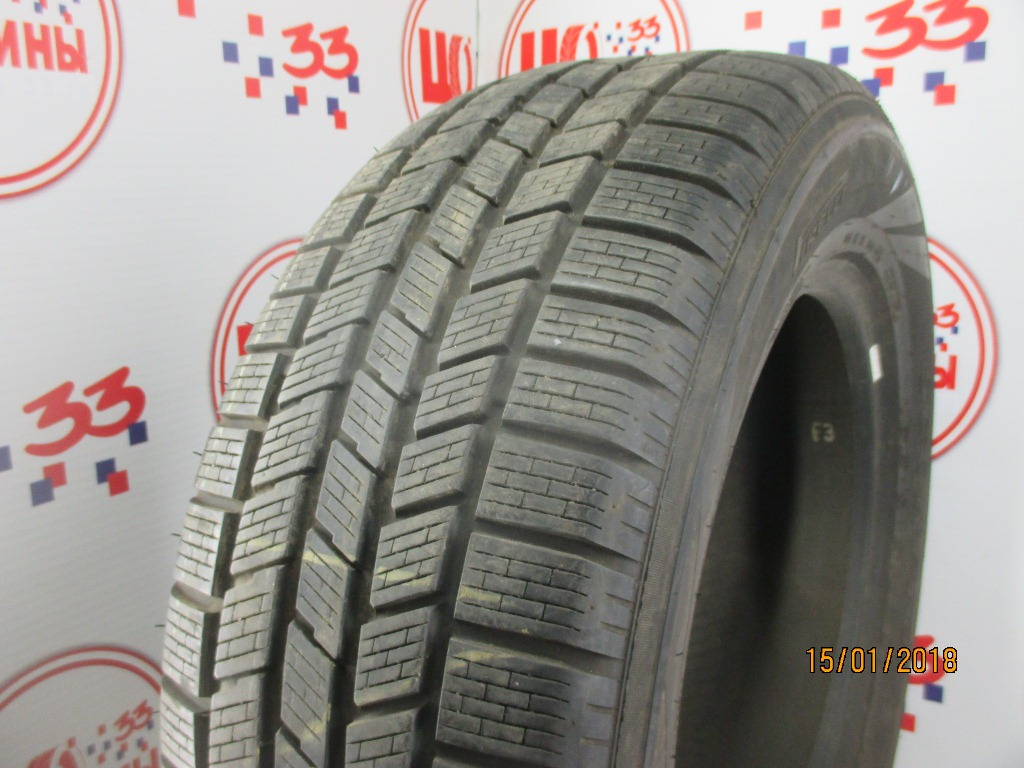 Б/У 265/60 R18 Зима PIRELLI Scorpion Ice & Snow Кат. 4