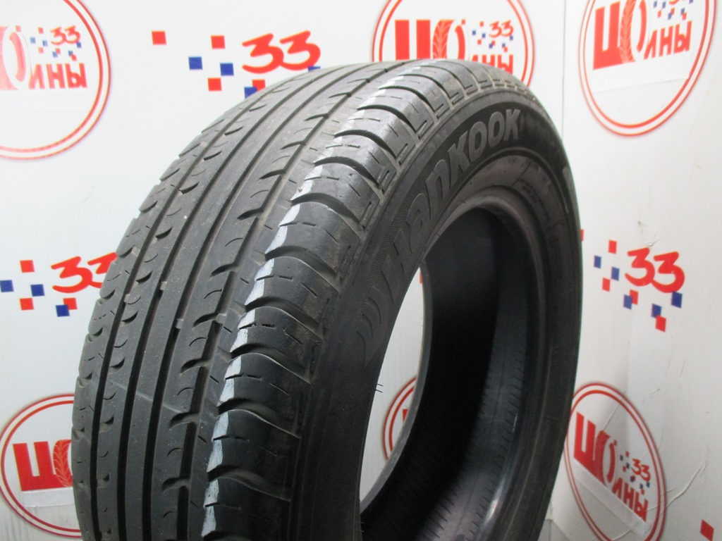Б/У 235/60 R16 Лето HANKOOK Optimo K-415 Кат. 5