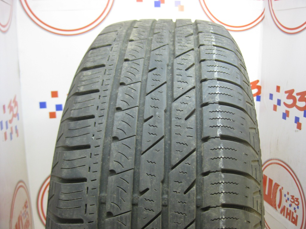Б/У 235/65 R17 Лето CONTINENTAL C.Cross Contact LX Кат. 4
