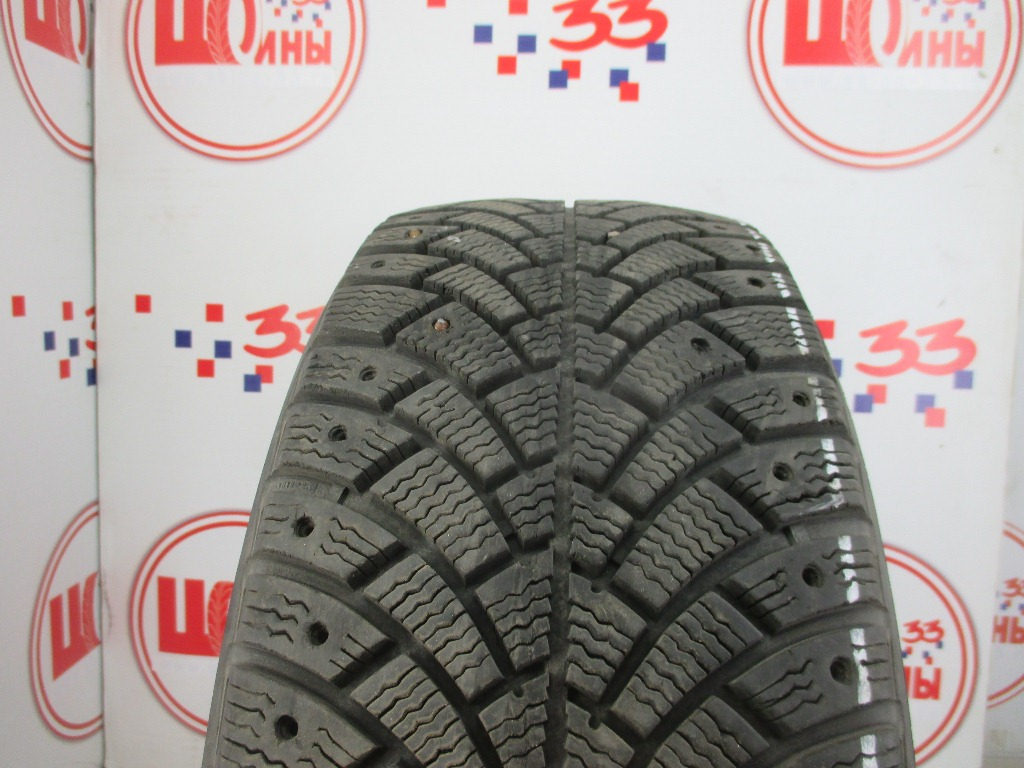 Б/У 205/55 R16 Зима Шипы  BFGoodrich G-Force Stud Кат. 5