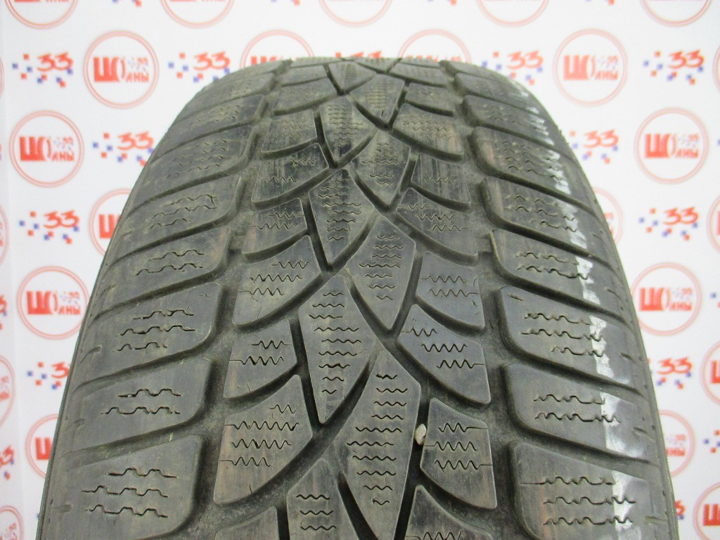 Б/У 235/55 R18 Зима DUNLOP SP Winter Sport 3-D Кат. 5