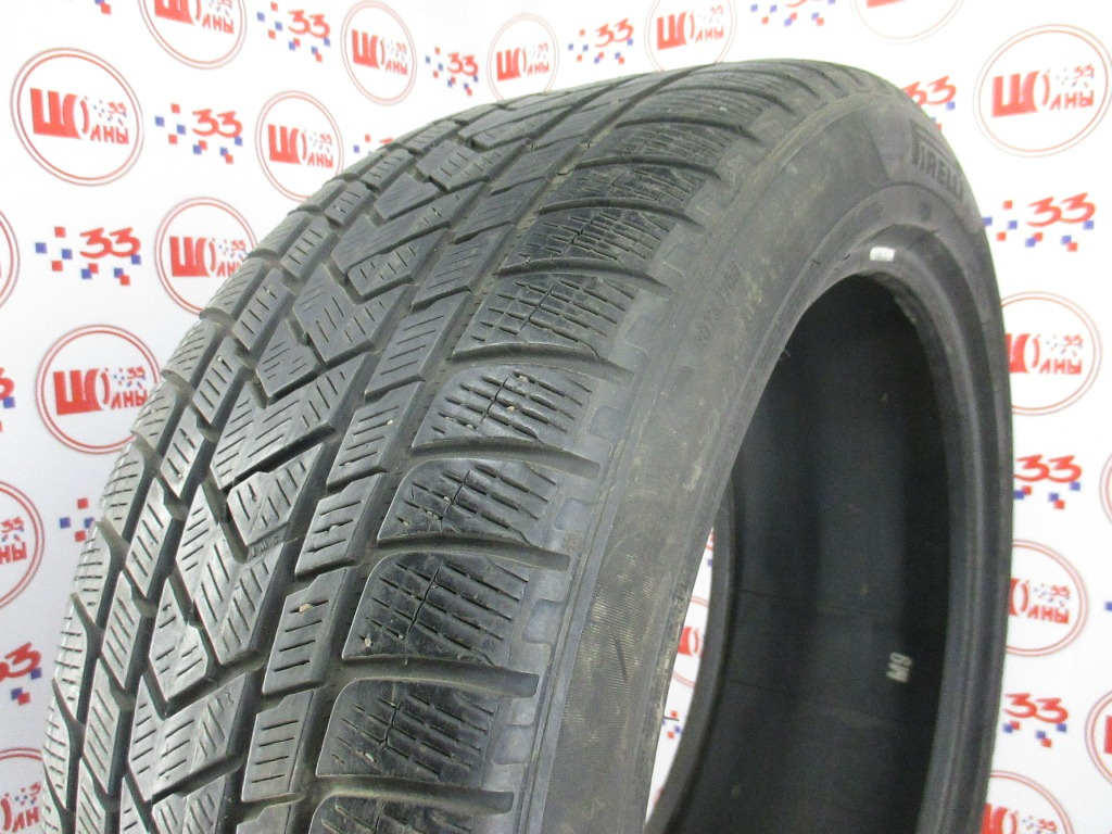 Б/У 275/45 R21 Зима PIRELLI Scorpion Winter Кат. 5
