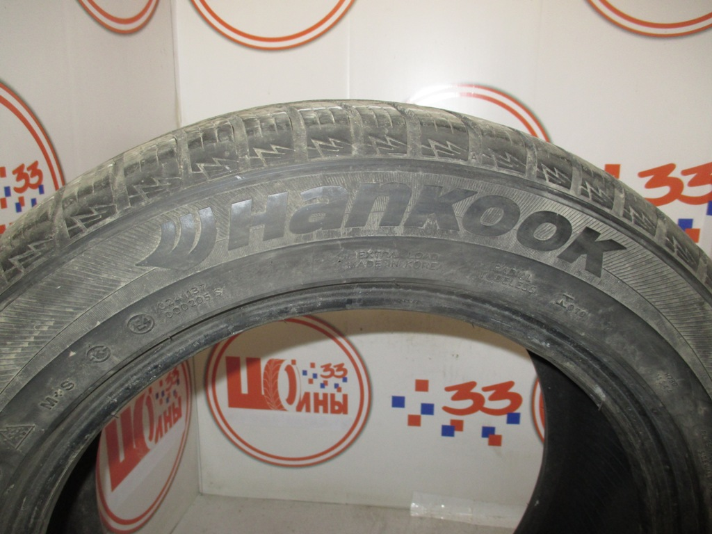 Б/У 205/55 R16 Зима HANKOOK Optimo 4S Кат. 4