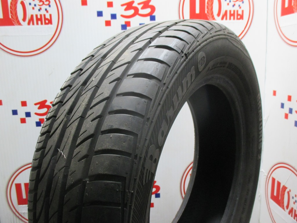 Б/У 205/60 R16 Лето Barum Bravuris-2 Кат. 2
