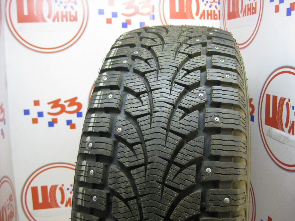 Б/У 255/60 R18 Зима Шипы  PIRELLI Winter Carving/Carving Edge Кат. 1